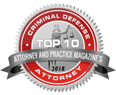 Top 10 Criminal Defense Attorney and Practice Magazine's